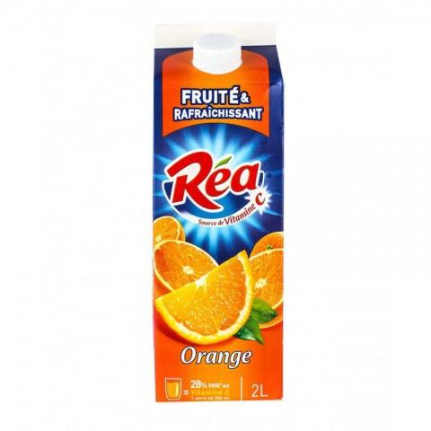 Nectar orange 2 L Réa
