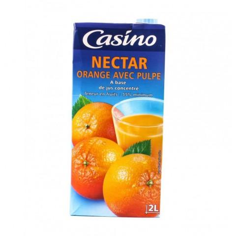 Nectar orange 2 L Casino