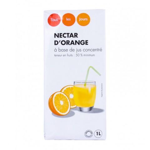 Nectar orange 1 L Tous Les...