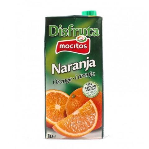 Nectar orange sans sucre 1...