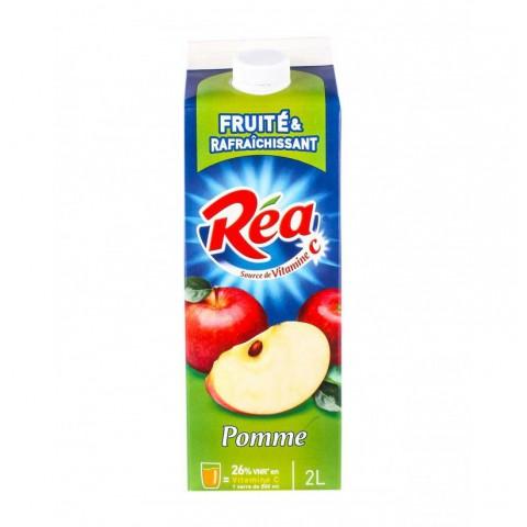 Nectar pomme 2 L Réa